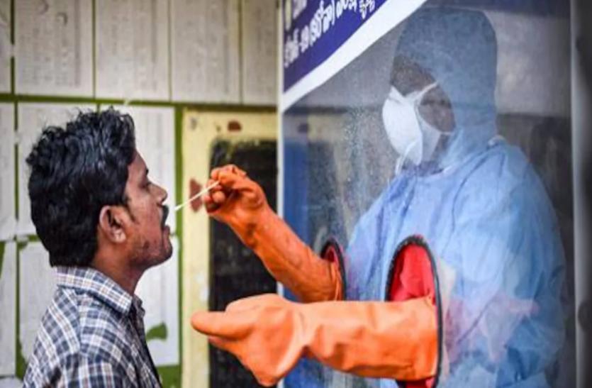 कोरोनावायरस : देश में रोज 74 हजार से ज्यादा कोरोना टेस्ट किए जा रहे हैं