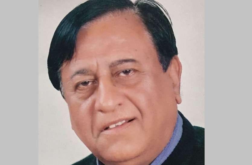 पूर्व सांसद डॉ. करण सिंह यादव ने की CM गहलोत से मांग, नर्सिंग कर्मियों को कहा जाए नर्सिंग ऑफिसर