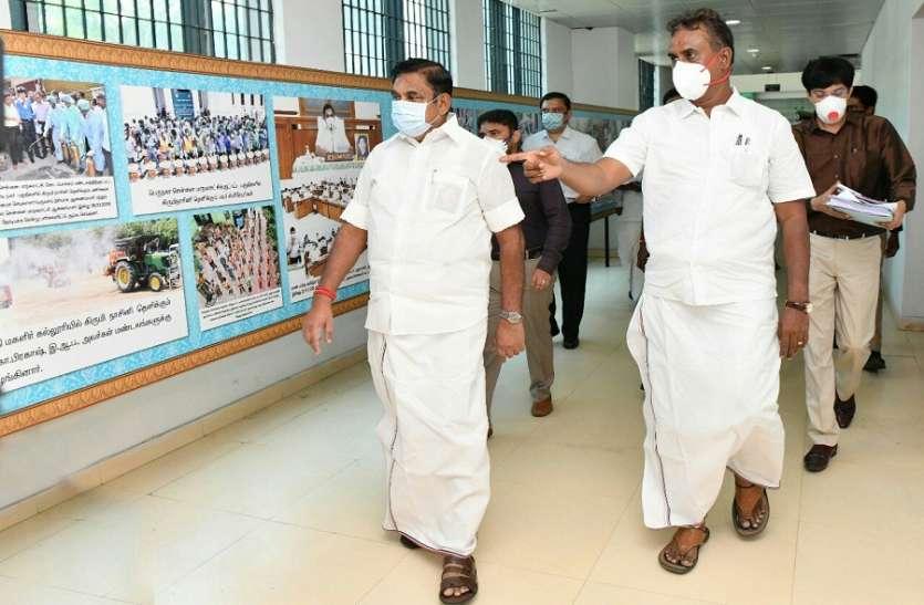 एक सप्ताह के भीतर तमिलनाडु में फंसे प्रवासी और श्रमिकों के लिए चलेगी ट्रेन