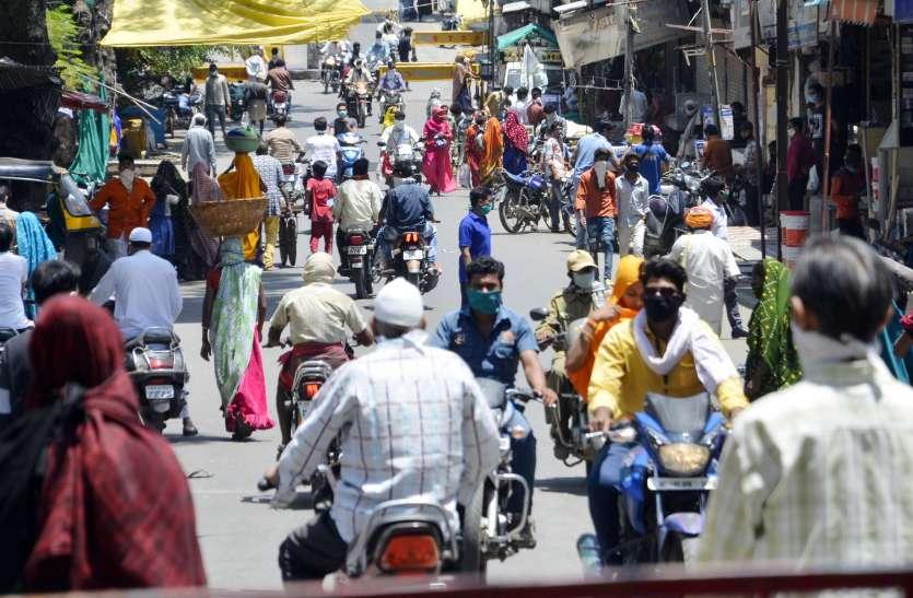 जिले में 17 हजार 590 राहत कार्य जारी, 43 हजार 281 श्रमिकों को रोजगार