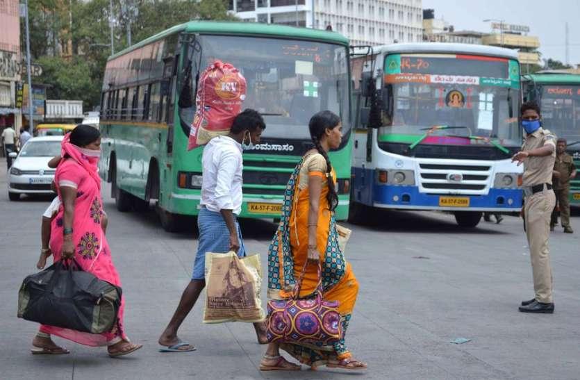 कल्याण-कर्नाटक उबला, कलबुर्गी में कोरोना के साथ गर्मी का कहर