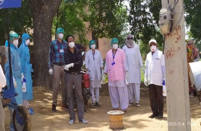 दिल्ली की आजादपुर मंडी से अलवर में पहुंच रहा कोरोना वायरस, कोटकासिम का संक्रमित भी दिल्ली से लौटा था