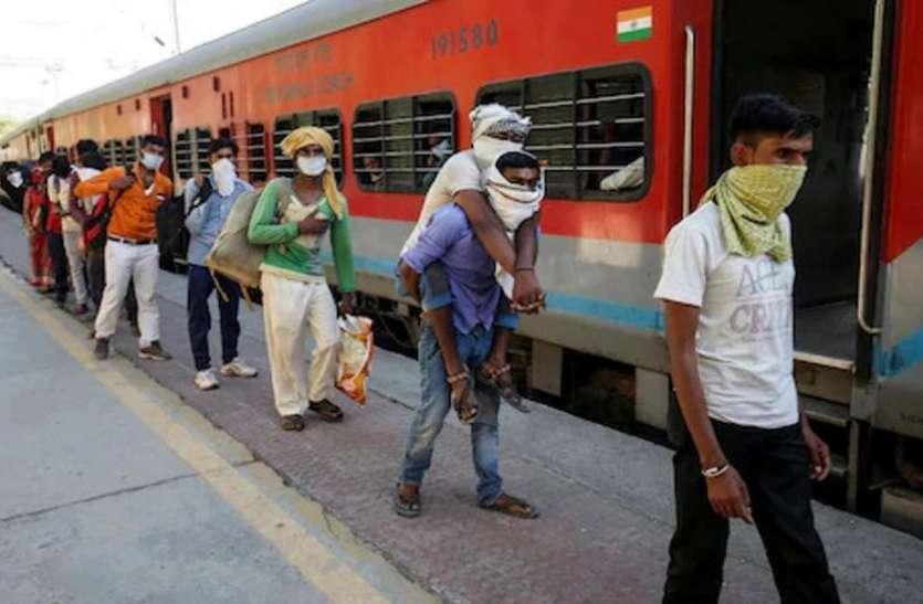 संगम नगरी के श्रमिकों को लेकर बुधवारको पंहुचेगी पहली स्पेशल ट्रेन , कुम्भ के दौरान बनाये गए आश्रय स्थलों में रोकने का इंतजाम