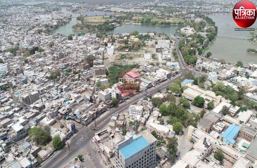 पाली शहर के कई मोहल्ले घोषित किए बफर जोन, पांच मौखा पुलिया क्षेत्र में लगाया कर्फ्यू