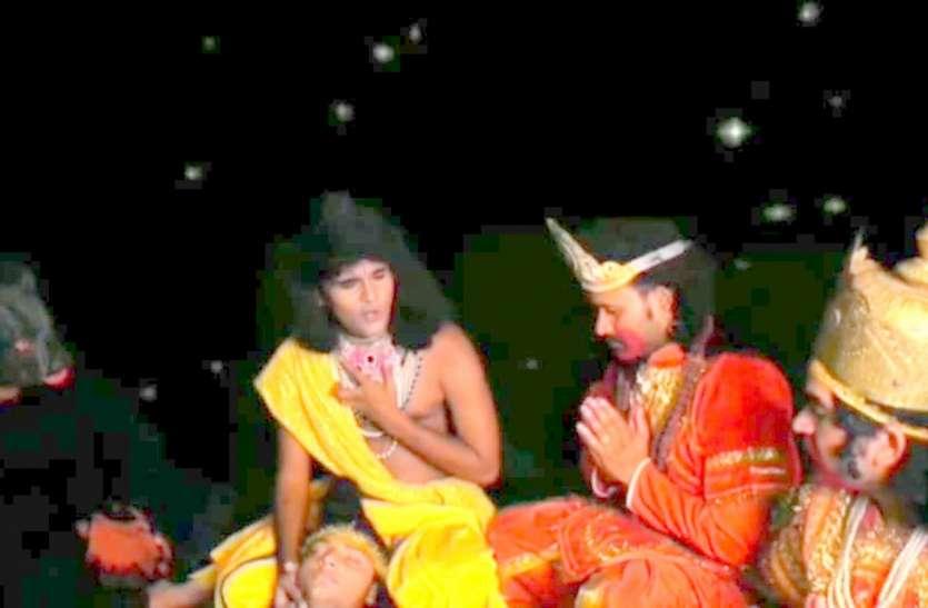 बघेली में रामायण बढ़ा रही लोगों में उत्सुकता