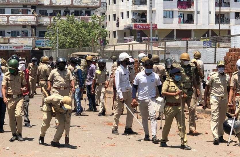 Vareli violence- भीड़ के खिलाफ मामला दर्ज, 204 गिरफ्तार