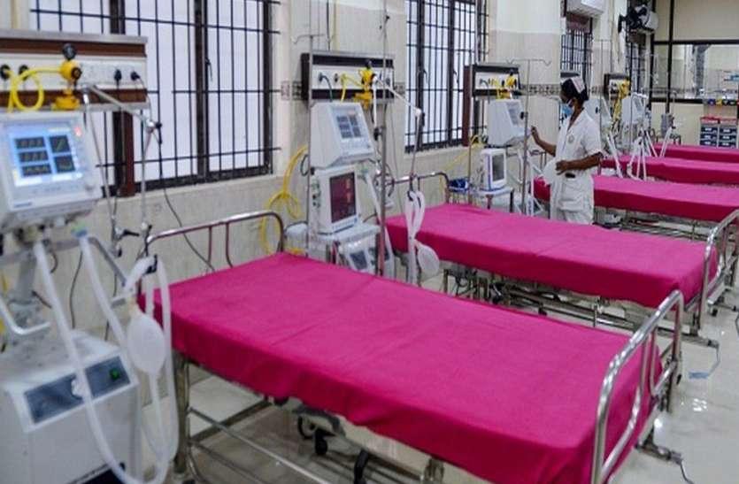 कोरोना संकट के बीच लखनऊ में DRDO के अस्पताल में भर्ती प्रकिया शुरू, हेल्पलाइन नंबर जारी