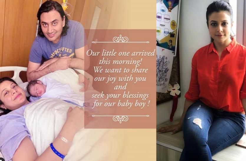 लॉकडाउन के दौरान निजी अस्पताल में एक्ट्रेस ने दिया बच्चे को जन्म, इंडस्ट्री ने दी बधाई