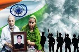 जानिए शहीद मेजर खलमान खान को कश्मीर के आतंकवादी क्यों कहते थे शिकारी