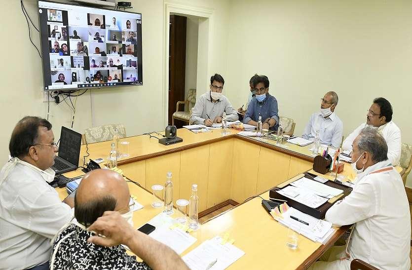 मुख्यमंत्री गहलोत ने राजस्थानी में 50 देशों के प्रवासियों से कही ये बात