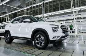 Hyundai चेन्नई प्लांट में परिचालन शुरू, पहले दिन 200 कारों का उत्पादन