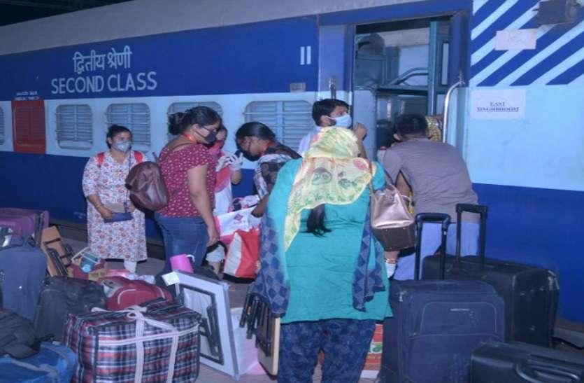 कोटा से 13473 कोचिंग छात्र-छात्राएं लौटे बिहार