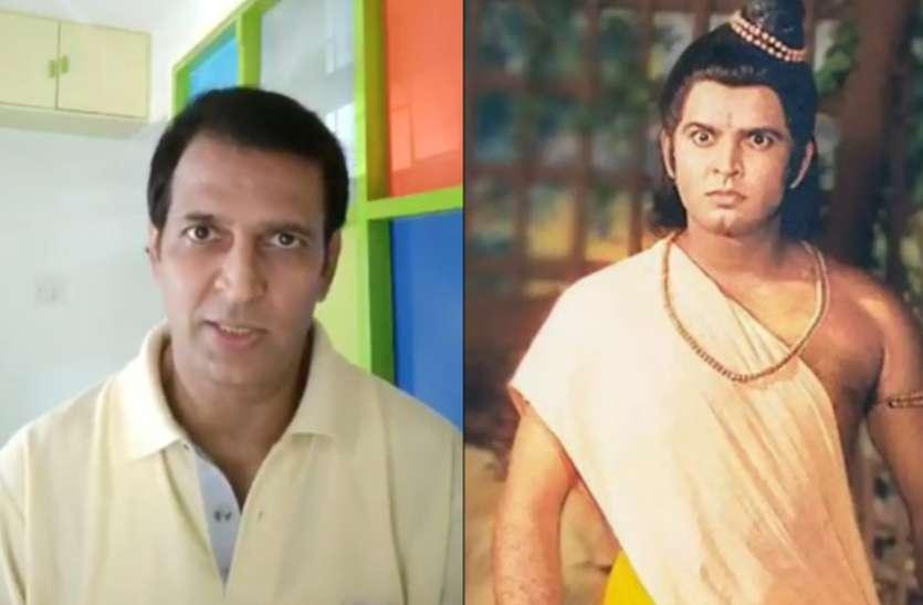 'रामायण' के लक्ष्मण ने खुद किया खुलासा, जब सरेआम खुल गई उनकी धोती तो फिर हुआ ऐसा, नहाते समय होती थी ये बड़ी दिक्कत?