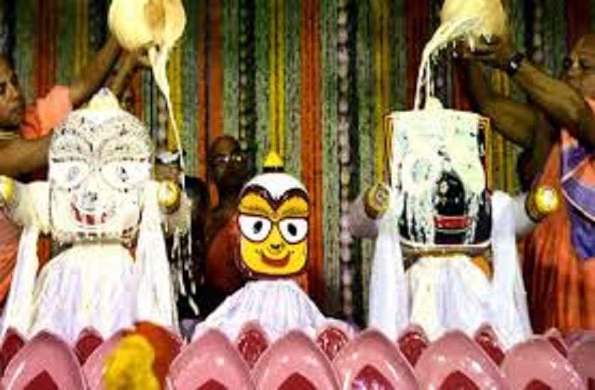 भगवान जगन्नाथ जी का मंदिर: जो देता है मानसून के दस्तक की जानकारी