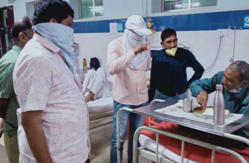 भिलाई इस्पात संयंत्र का ठेका श्रमिकों के हाथ में क्रेन देना गलत