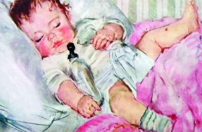 नन्हें-मुन्नों का इंतजार बढ़ा, पता नहीं कब नसीब होगी मां की गोद?