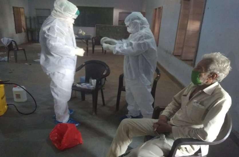 अलवर शहर में शुरू होगी रैंडम सैंपलिंग, इनके परिणाम बताएंगे जिले में कोरोना संक्रमण का वास्तविक हाल