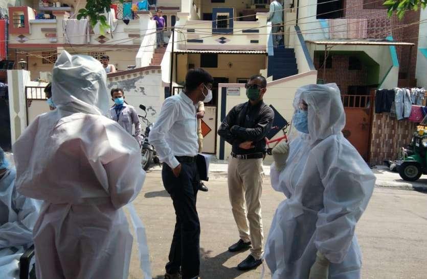Coronavirus: अहमदाबाद में अब तक कुल 5818 कोरोना पॉजिटिव मामले