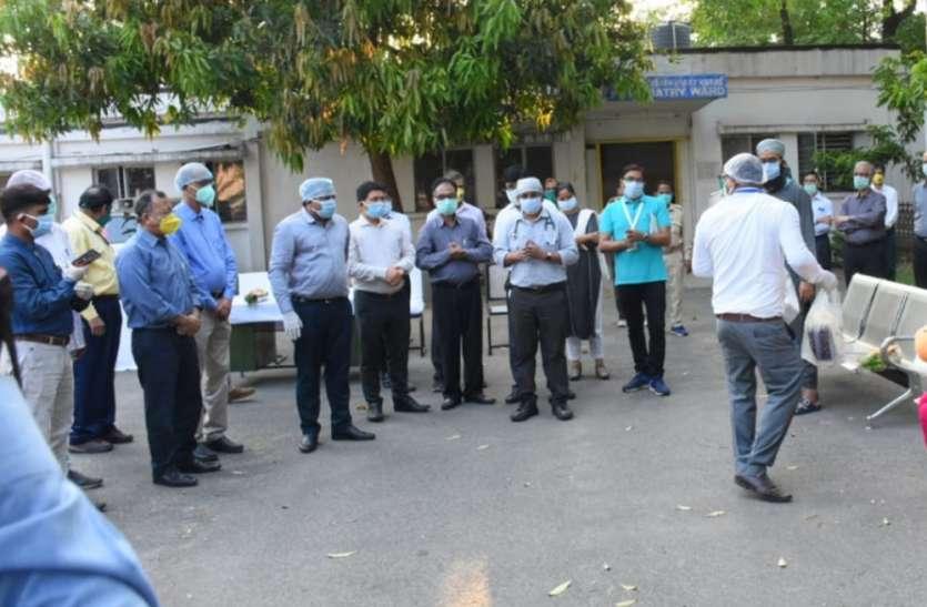 बड़ी राहत: बनारस के 15 कोरोना मरीजों की रिपोर्ट आई नेगेटिव, अब तक 45 ने जीती कोरोना से जंग