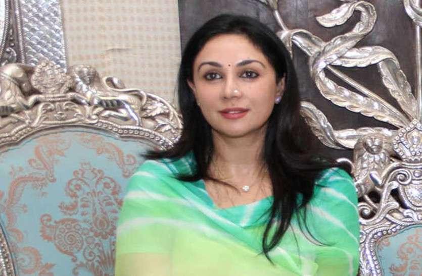 सांसद दीयाकुमारी ने मुख्यमंत्री अशोक गहलोत को लिखा पत्र