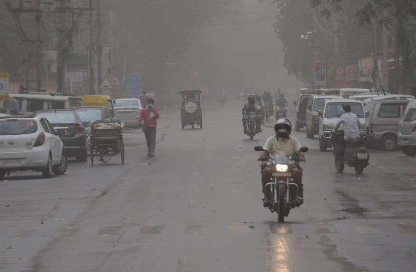 राजस्थान में पलटा मौसम, तेज अंधड़ के साथ बारिश-ओले, 4 दिन की चेतावनी