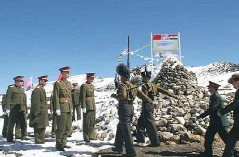 नाकू ला में भारत और चीन के सैनिकों में झड़प