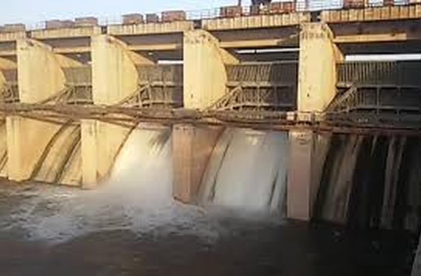 गम्भीर नदी के लिए जल्दी खुलेगा पांचना का पानी