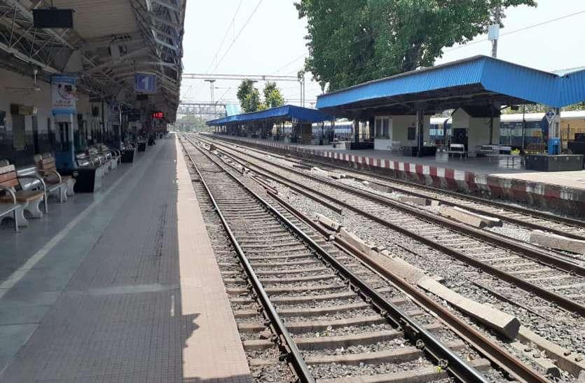 रेल लाइन पर नहीं चलने रेलवे विभाग लोगों को कर रहा जागरूक, अब तक भेजे गए एक लाख एसएमएस