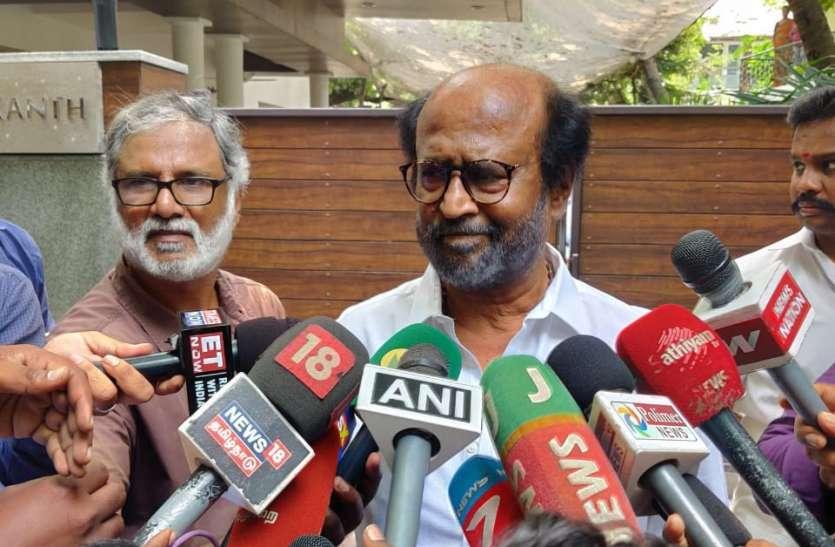 शराब की दुकान खुली तो सत्ता में वापसी भूल जाए राज्य सरकार: रजनीकांत