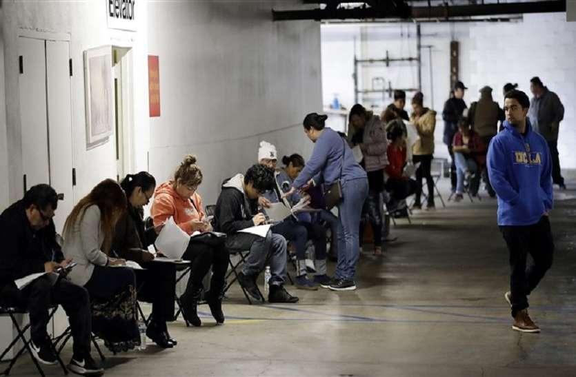 बेरोजगारी दर 14.7 फीसदी हुई, वर्क वीजा पर लगेगी रोक!
