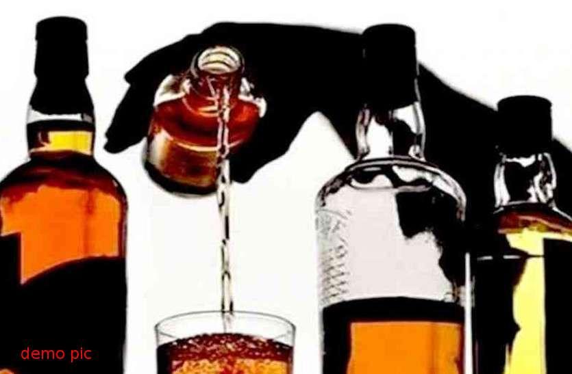 लॉकडाउन के बावजूद लाखों की शराब तस्करी, 92 गिरफ्तार