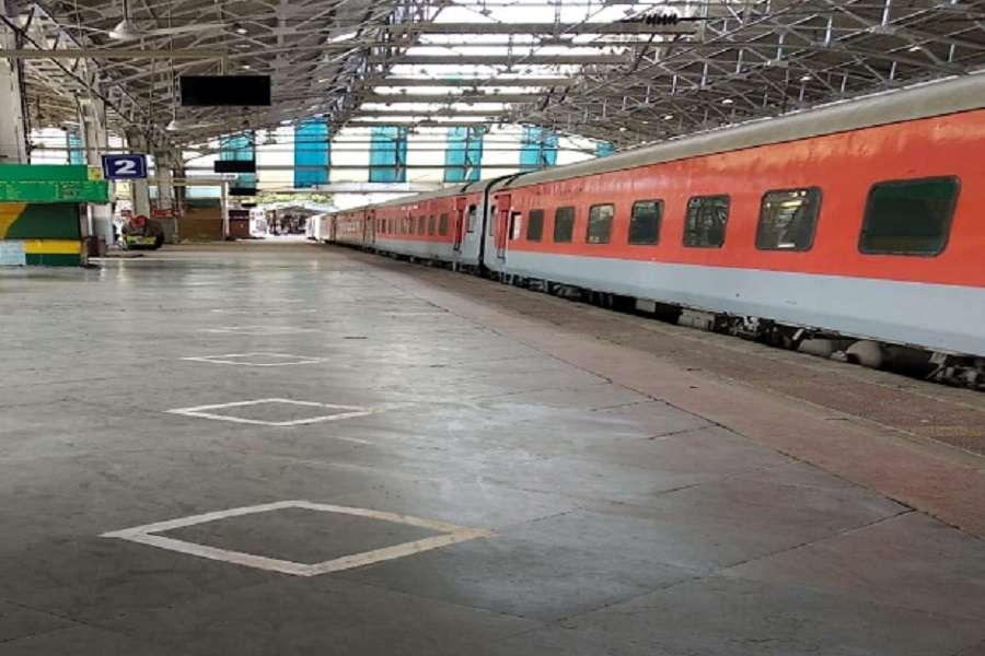 5.30 बजे राजधानी के पाथ पर चलेगी स्पेशल ट्रेन