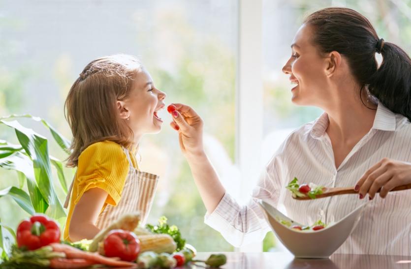 इस तरह की मां बच्चों के पोषण का रखती हैं ज्यादा ध्यान