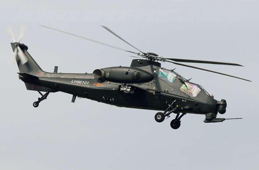 सिक्किम में झड़प के दौरान ही चीन ने लद्दाख सीमा पर भेजे थे हेलिकॉप्टर