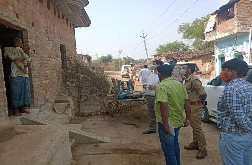 कोरोना की अंगड़ाई दो और केस पॉजिटिव लोगों में हलचल संक्रमित मरीजों के गांव सील