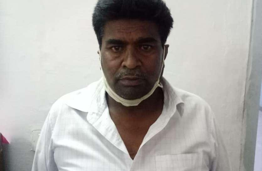 नौ लाख के जर्दा-गुटखा व बीड़ी के साथ युवक गिरफ्तार