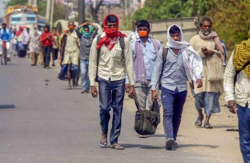 लॉकडाउन के दौरान प्रवासी श्रमिकों को सुविधाएं देने में छत्तीसगढ़ रहा अव्वल