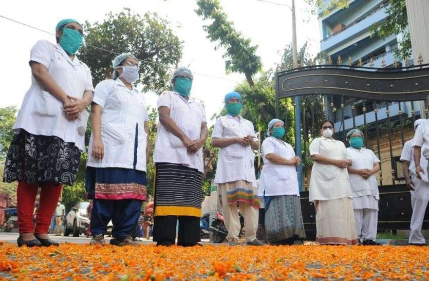 कोविड-19: बंगाल में 24 घंटे में 8 और मौतें, 110 नए मामले