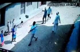 लॉक डाउन के दौरान हथियार लहरा कर फैलाई दहशत, केस दर्ज