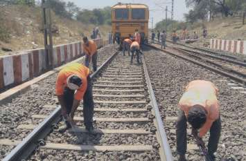 Corona Virus : इंदौर स्टेशन की पूरी गैंग को किया होम क्वॉरन्टीन