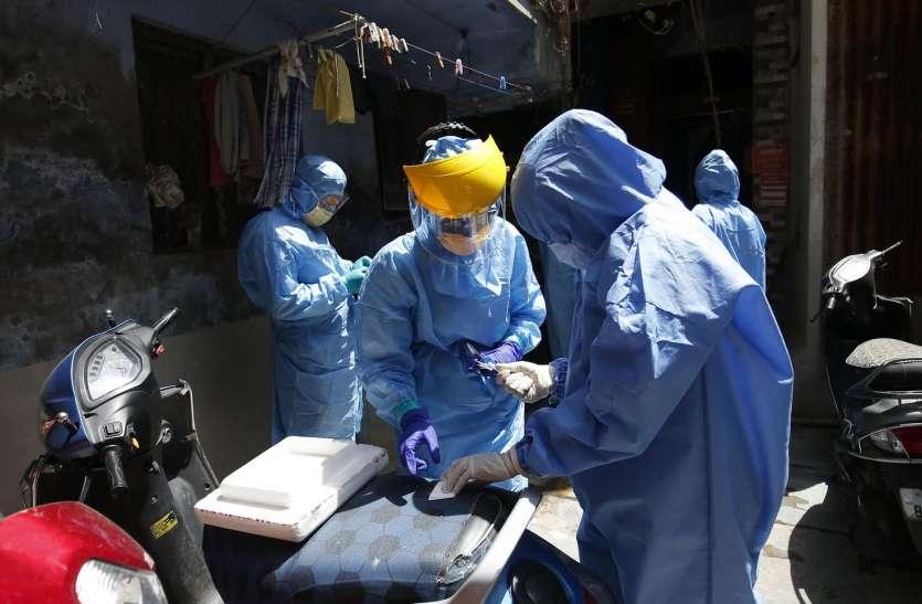 डूंगरपुर जिले में कोरोना वायरस लेब से आई चौंकाने वाली खबर, सुबह-सुबह ही सामने आ गए 21 नए पॉजिटिव