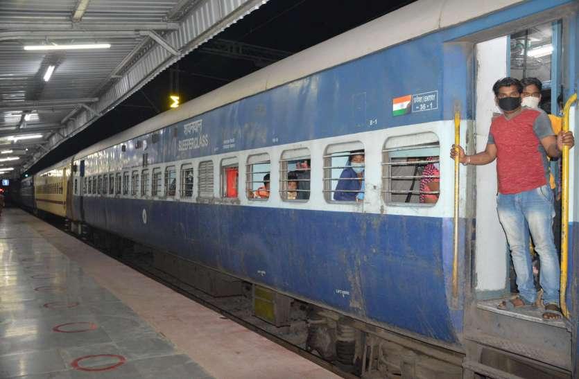 1 जून से चलेंगी यात्री ट्रेनें, टिकटों की ऑनलाइन बुकिंग शुरू, देखें राजस्थान में चलने वाली ट्रेनों की सूची
