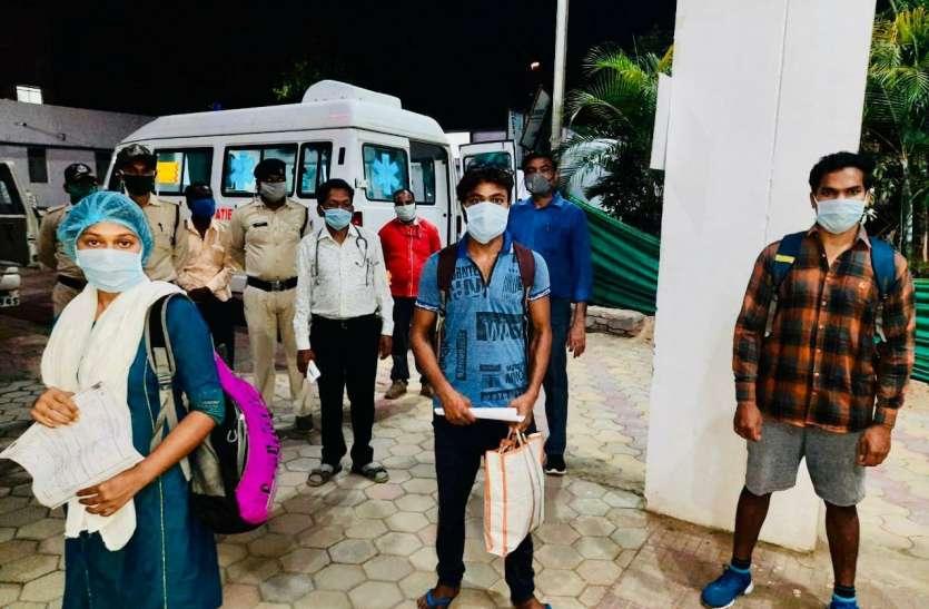 अनूपपुर के तीनो कोरोना संक्रमितों ने जीती जंग, 14 दिनों तक होम आईसोलेशन