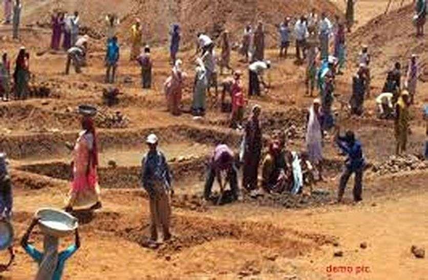 भीलवाड़ा में मनरेगा में सर्वाधिक 2.70 लाख को मजूरी