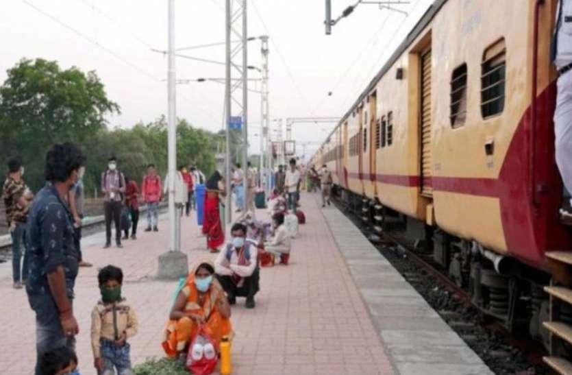 कोरोना वायरस : मुंबई, नासिक और पुणे से ट्रेन चलाने से इंदौर की मुसीबत हुई कम