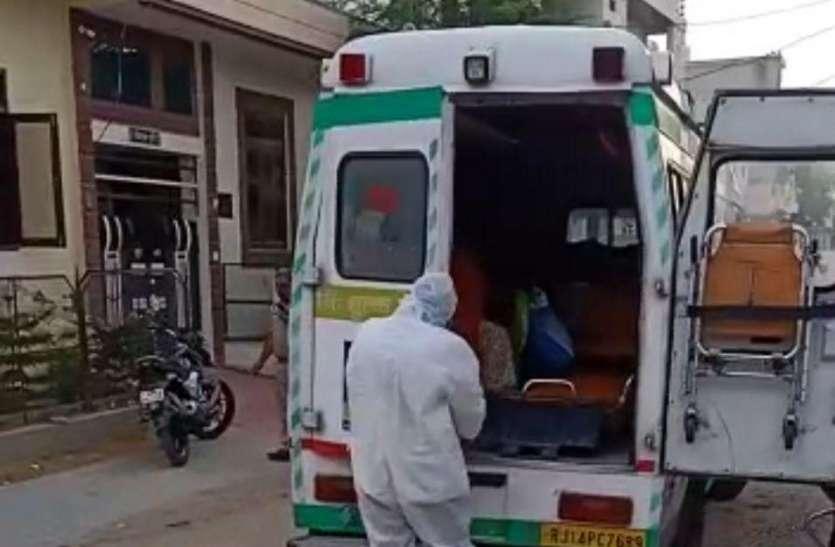 जयपुर का यह इलाका बनता जा रहा कोरोना हॉट स्पॉट, रोज मिल रहे रोगी