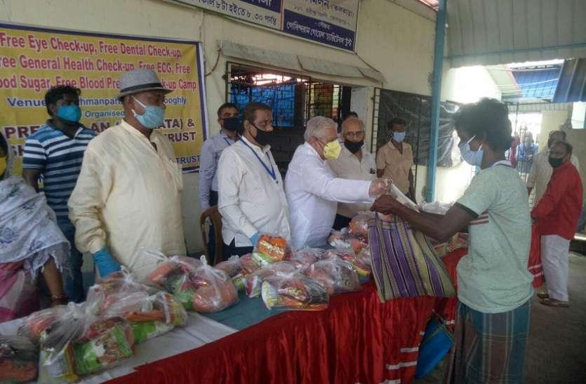 CORONA EFFECT:    जरूरतमंदों की सेवा में सामाजिक संस्थाएं तन-मन-धन से जुटी