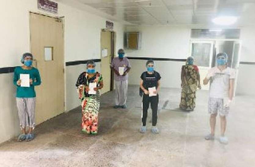 उदयपुर में आठ नए पोजिटिव संख्या 362