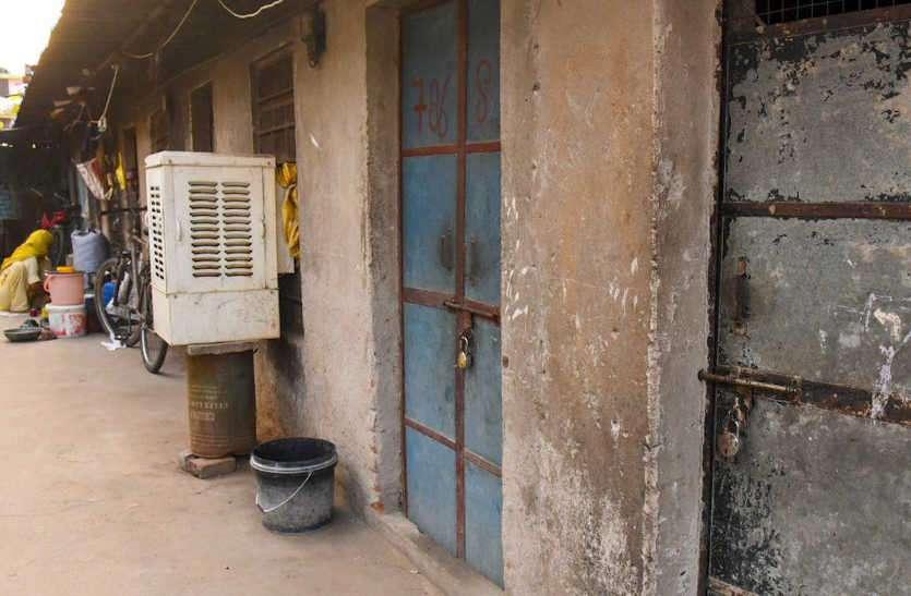 Corona Effect : जयपुर से लाखों श्रमिक गांव लौटे, खाली होने लगी बस्तियां, मकानों में लग रहे ताले