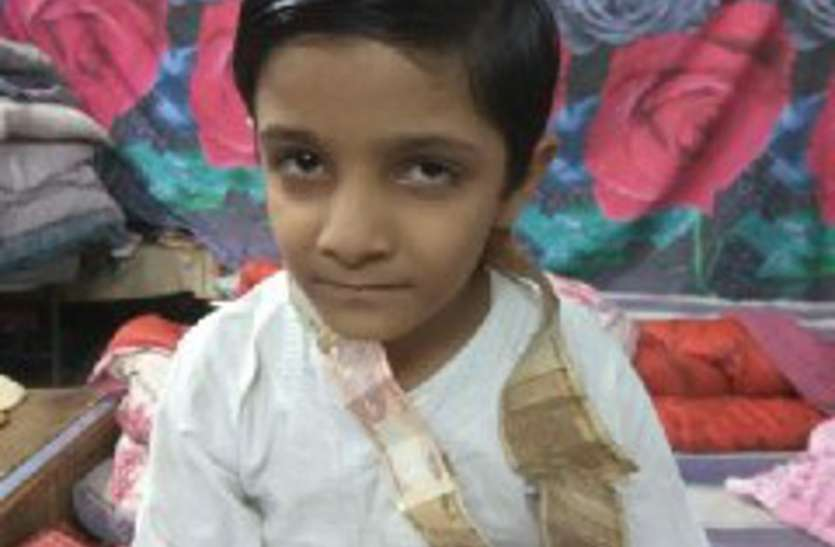7 साल के इरफान ने कोरोना को हराया, ईद से पहले ही मिल गई ईदी